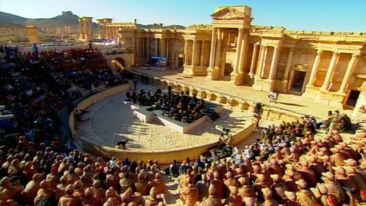 Russian orchestra Palmyra