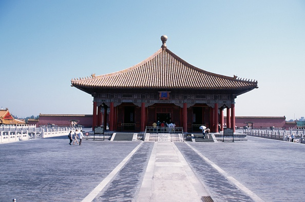 Yuan dynasty palace