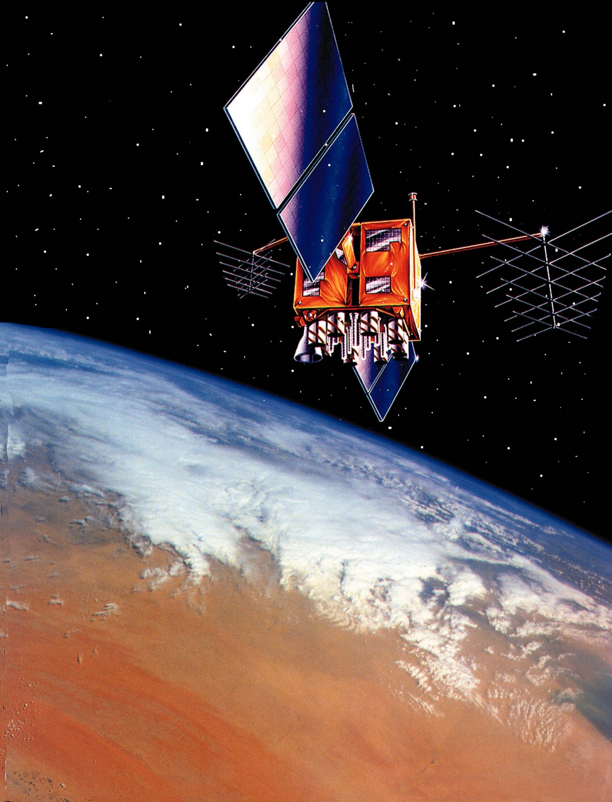 Lockheed Martin, Boeing and Northrop Grumman granted $5m each to show their ability to build GPS 3 satellites