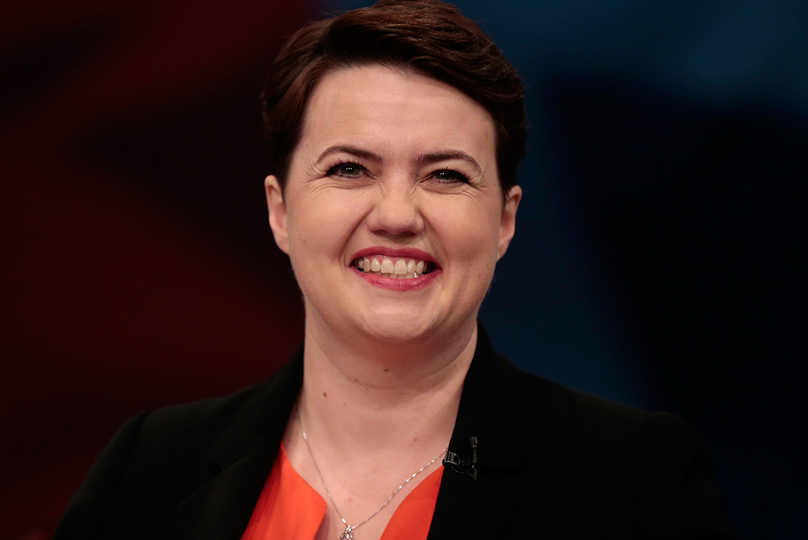 Ruth Davidson
