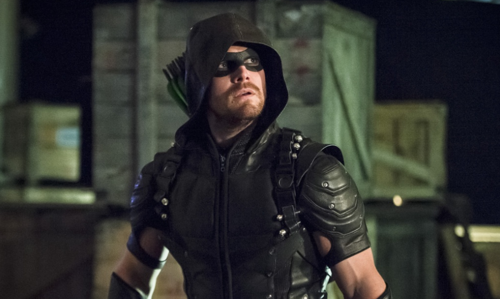 Arrow season 4 finale
