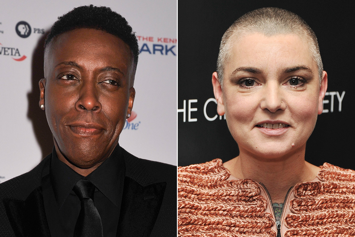 Arsenio Hall, Sinead O Conner