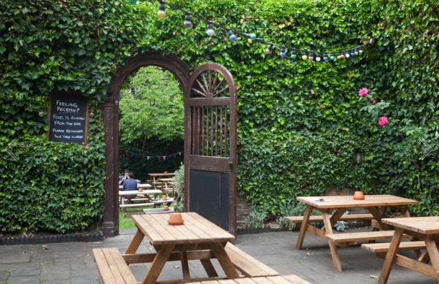 The Best Beer Gardens In London