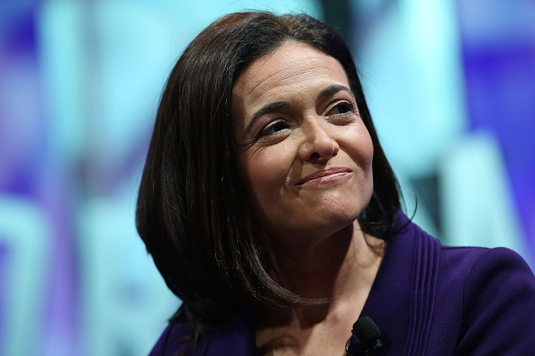 Sheryl Sandberg writes moving Mother's Day post about what it's like to be a single mother