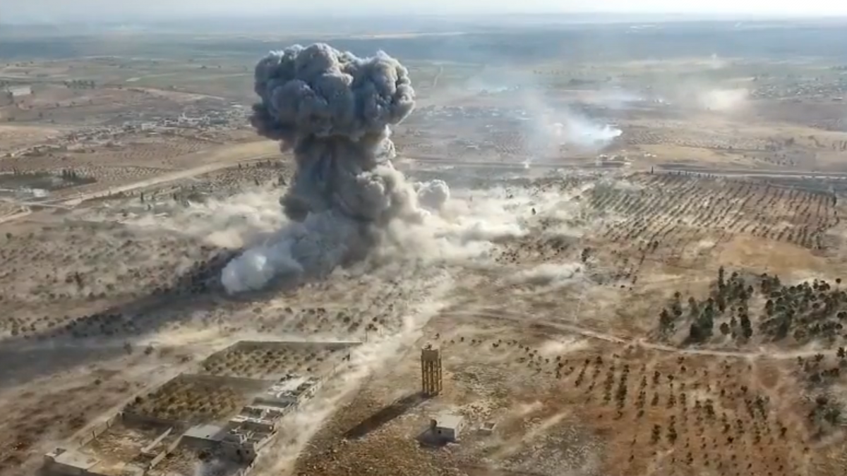 Aleppo battle