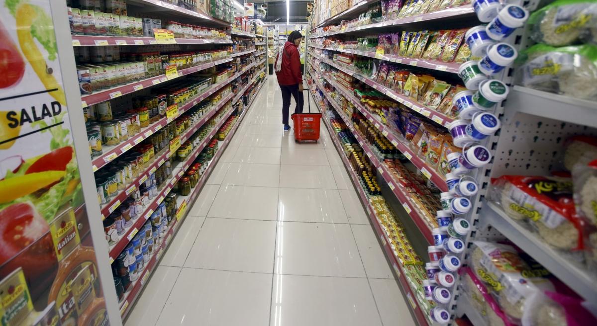Food Shopping market