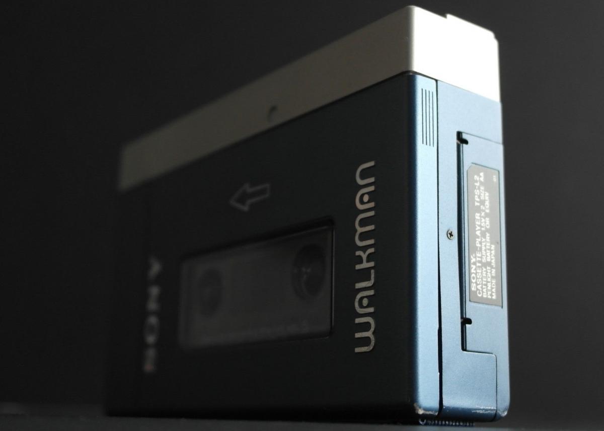 Sony casette Walkman