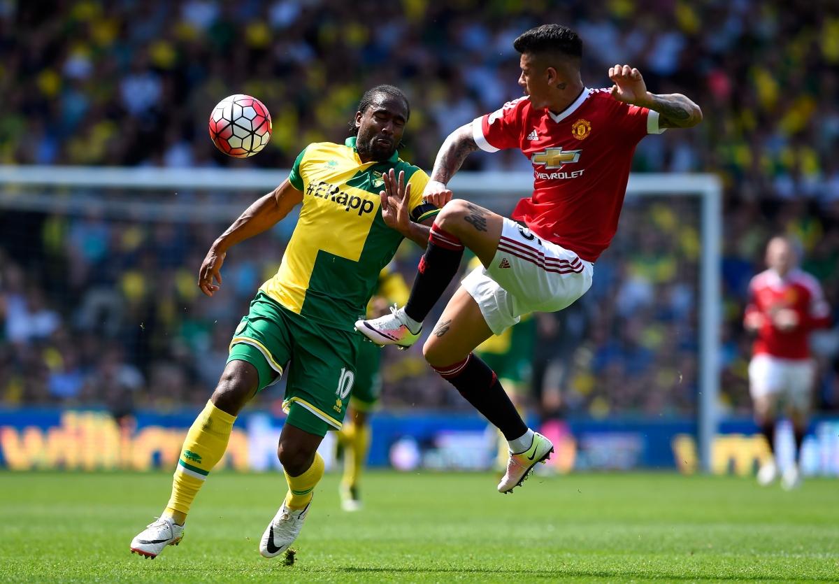 Norwich vs Man Utd