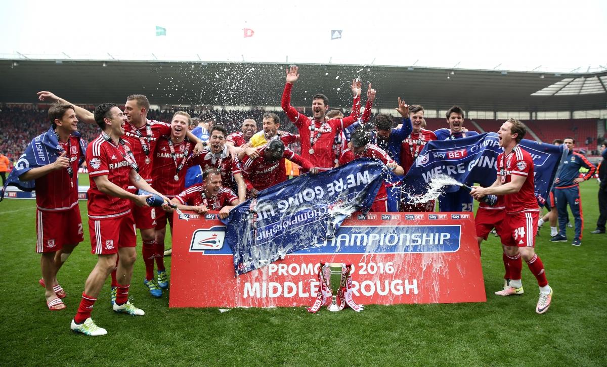 Middlesbrough Secure 170m Premier League Promotion After