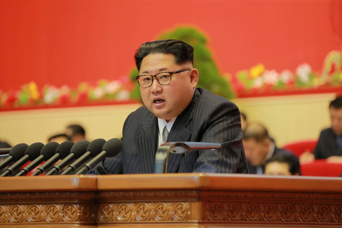North Korea Kim Jong-un nuclear threat