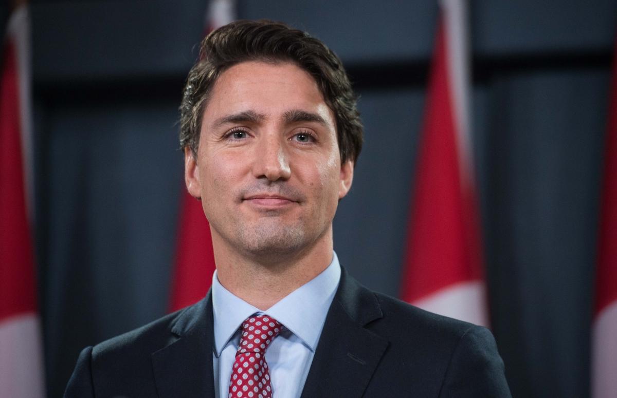 Justin Trudeau Alberta Canada Wildfire