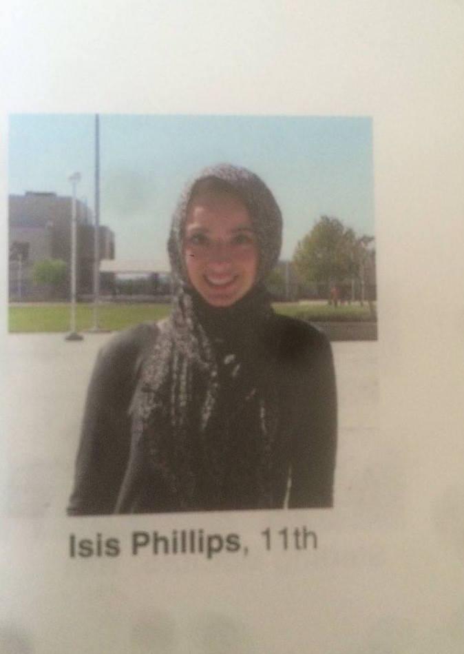 Isis Phillips mixup