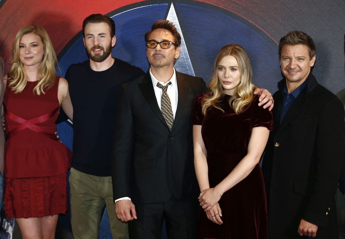 London premiere of Captain America: Civil War