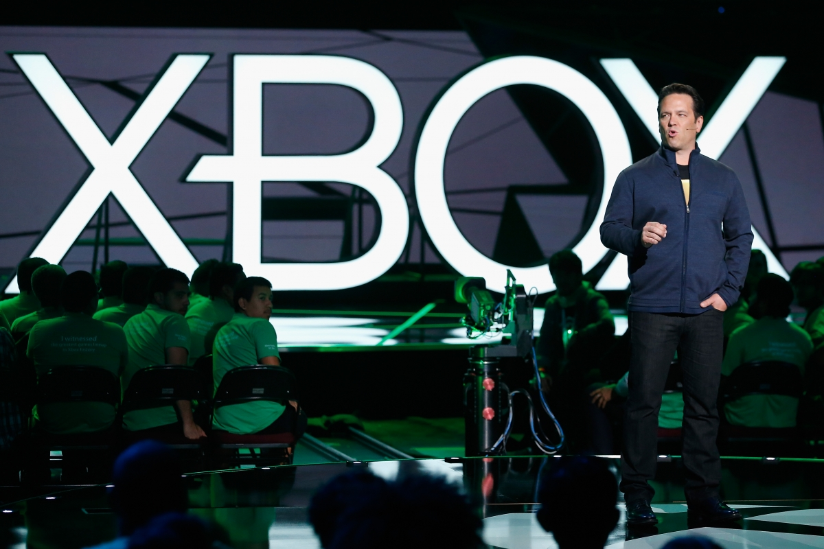 Xbox chief Phil Spencer