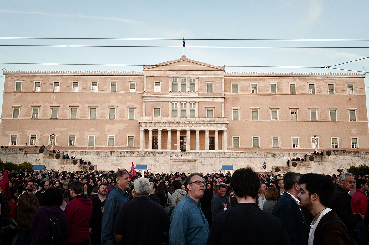 Greece: pension and tax reforms