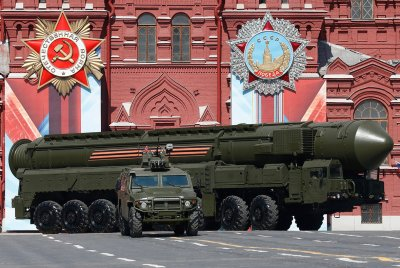 Moscow Victory Day parade