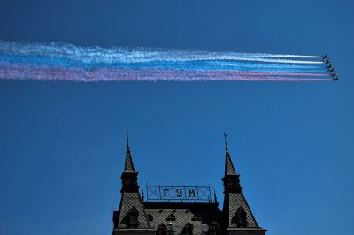 Victory Day Moscow