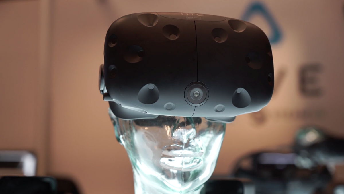HTC Vive front camera