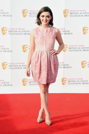 BAFTA TV fashion