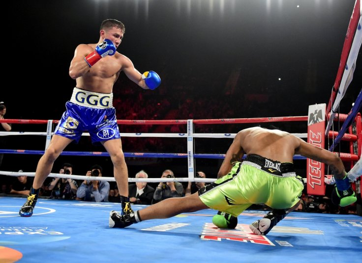 Gennady Golovkin vs Dominic Wade