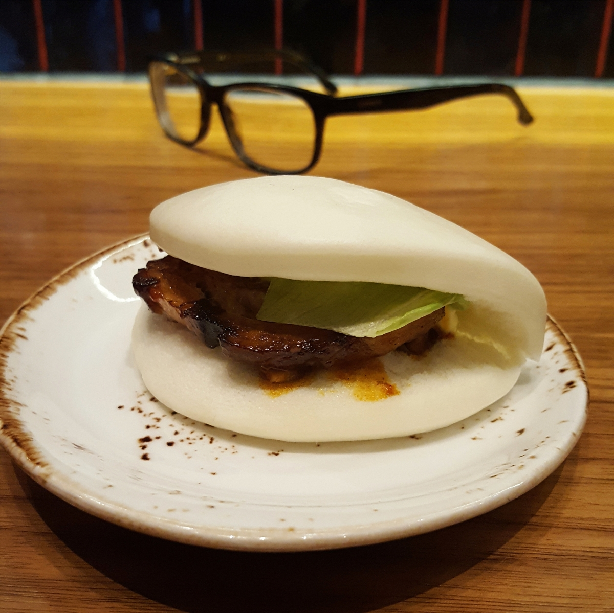 Hirata Pork Bun from Ippudo