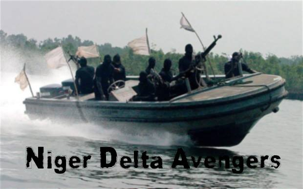 """Niger Delta Avengers scorns army, saying """"we are not intimidated"""""""