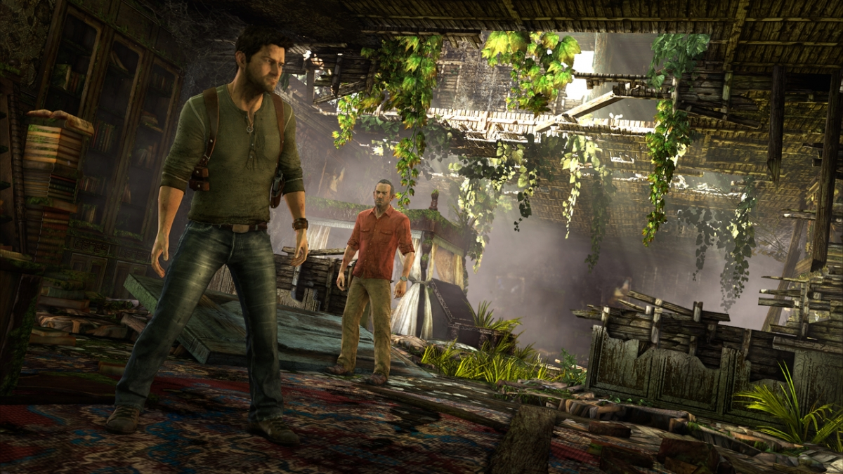 Uncharted 3 Drakes Deception [FullGame] [PC-Windows] cracked
