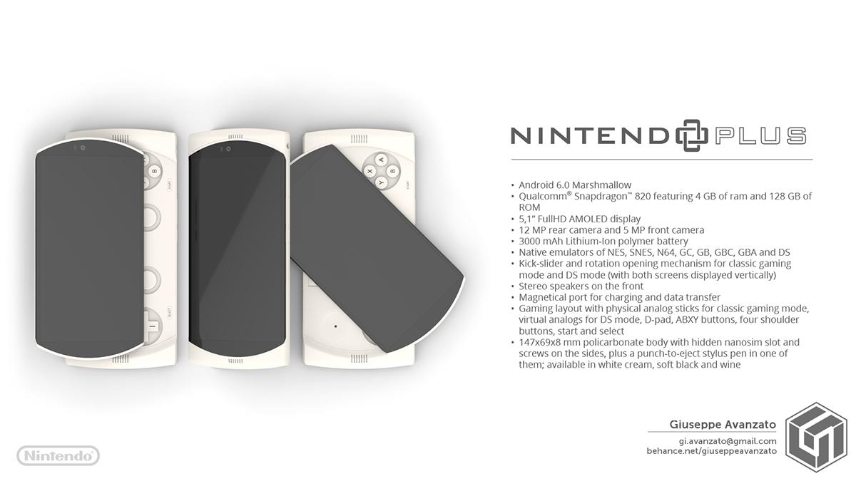 Nintendo Plus 5