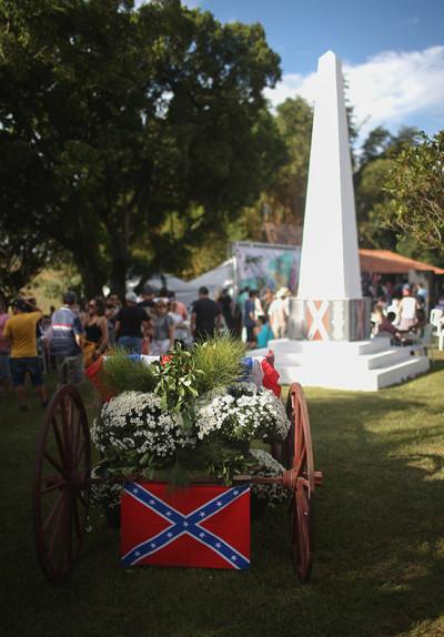 Confederates Brazil Festa Confederada