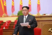 North Korea congress Kim Jong-un chairman
