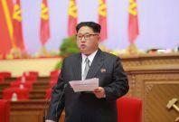 North Korea congress Kim Jong-un chairman