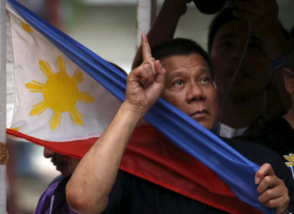 Duterte Philippines