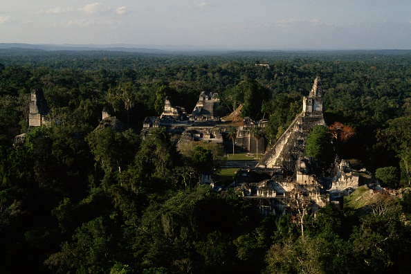 "15 year ""uncovers"" lost Mayan city using satellite images and ancient astronomy"