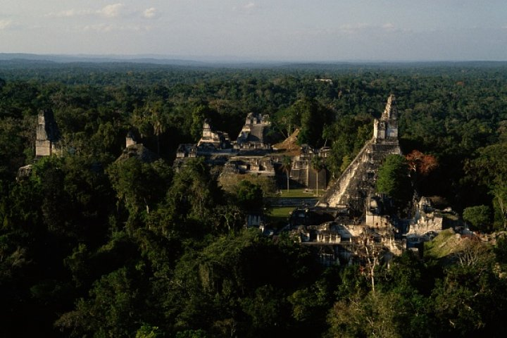 Canadian teen locates lost Mayan city using satellite images and ancient astronomy