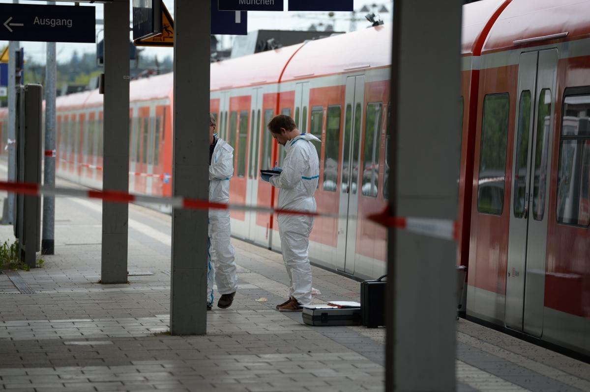 Germany stabbing