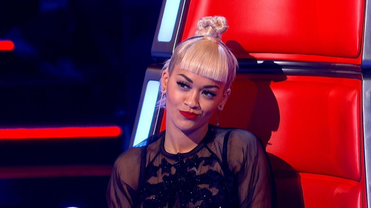 rita ora the voice