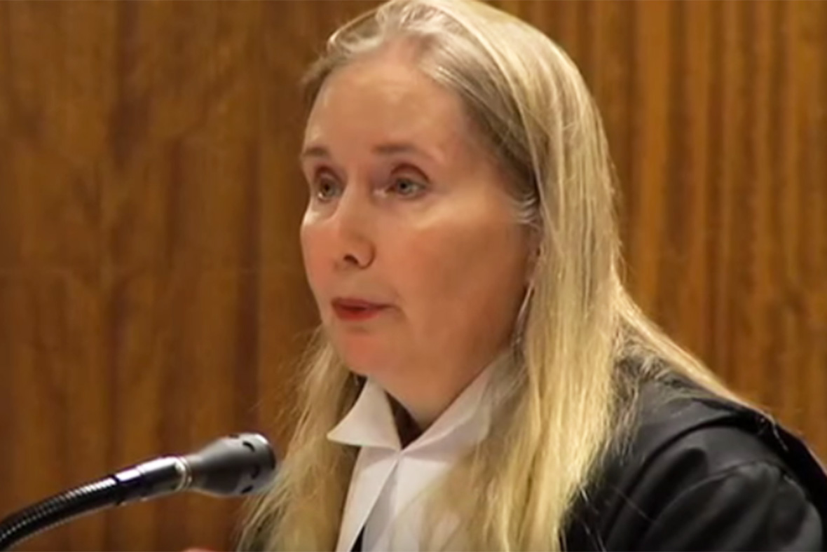Judge Mabel Jansen