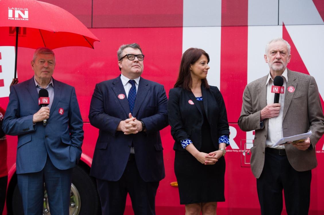 Labour In bus launc