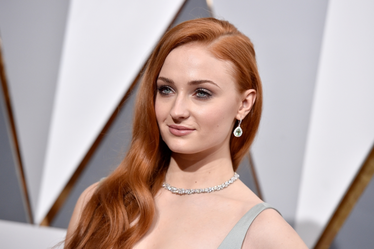 Can sophie turner porno can make anyone