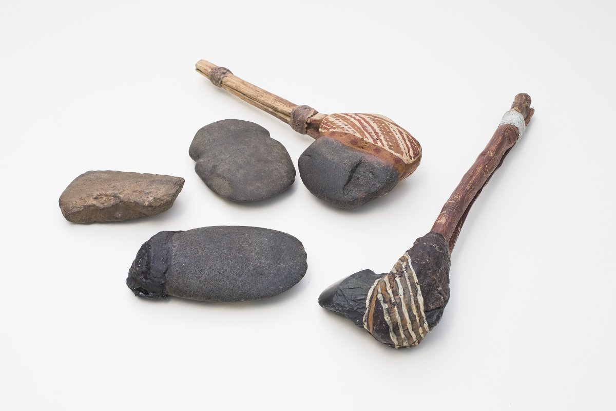 Aboriginal axe