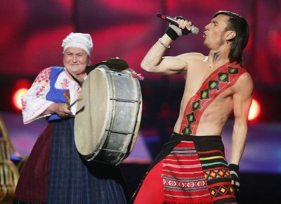weirdest Eurovision entries