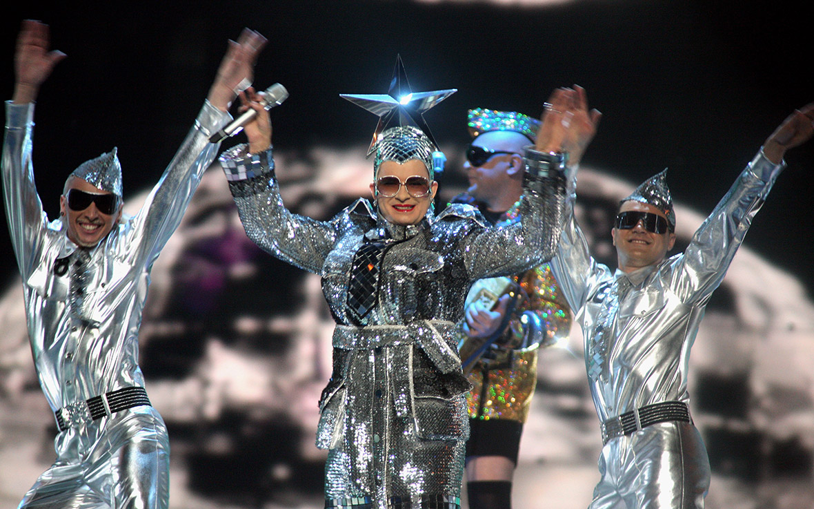 Image result for eurovision weird ukraine