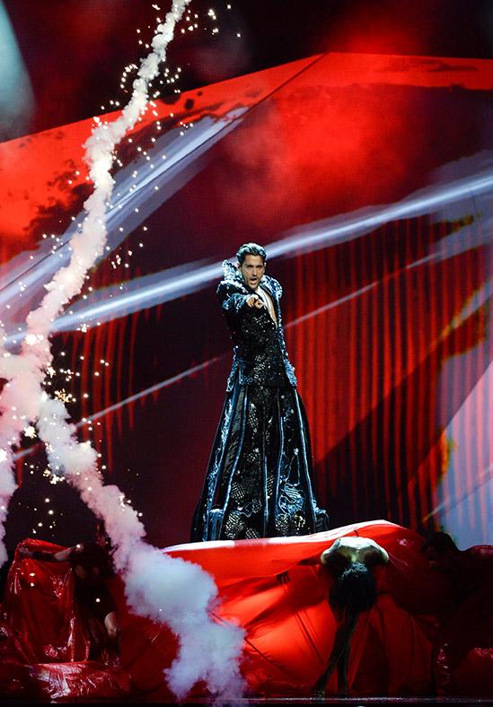 weirdest Eurovision entries