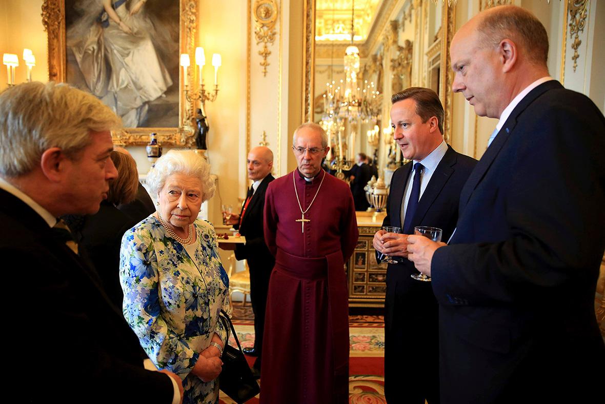 Queen Elizabeth II's 90th birthday