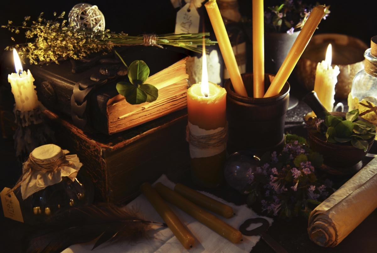 beliefs in witchcraft
