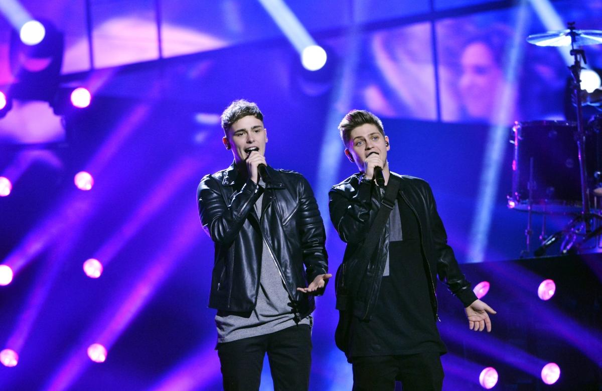 Eurovision UK entry