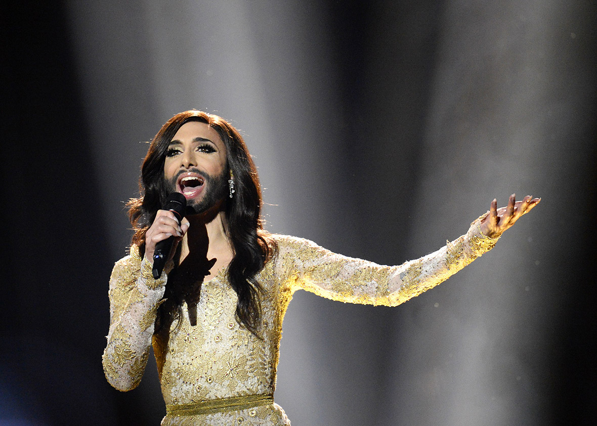How the Eurovision Song Contest became an unstoppable celebration of LGBT culture