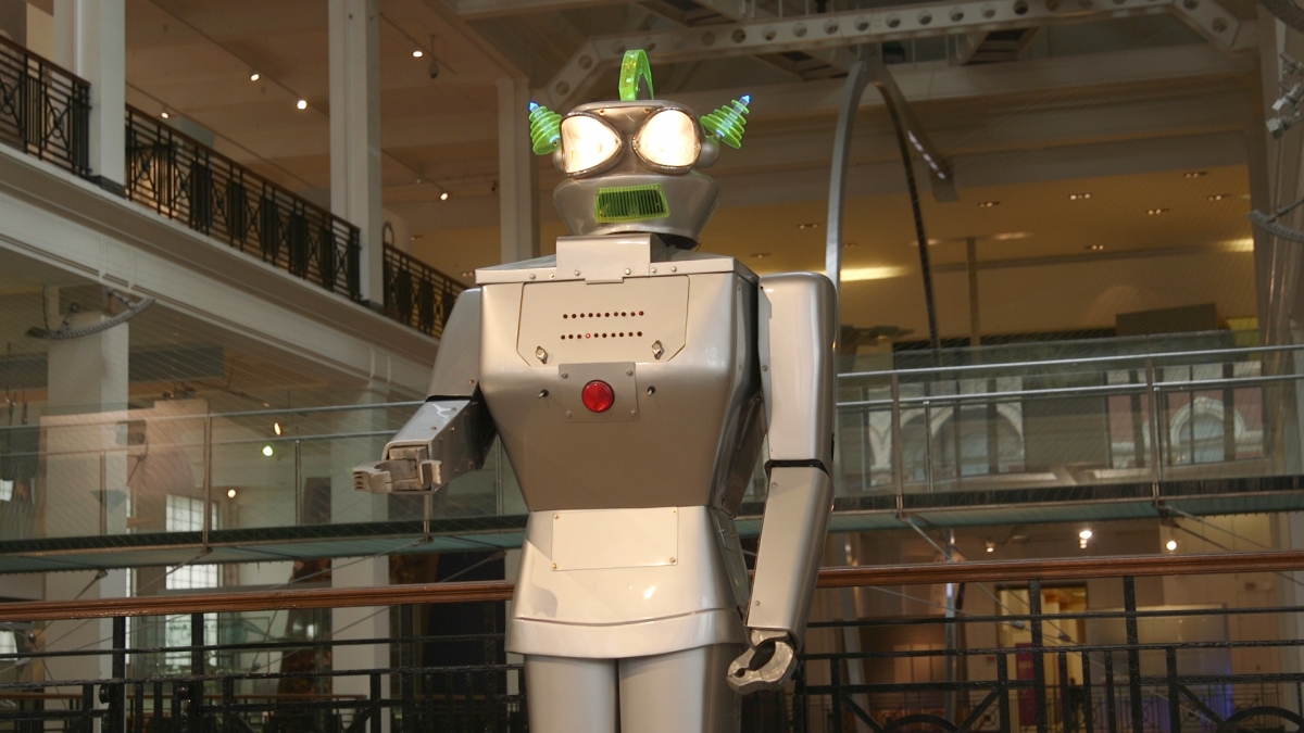 Science Museum Launches Kickstarter To Recreate 1920s Robot Ahead Of