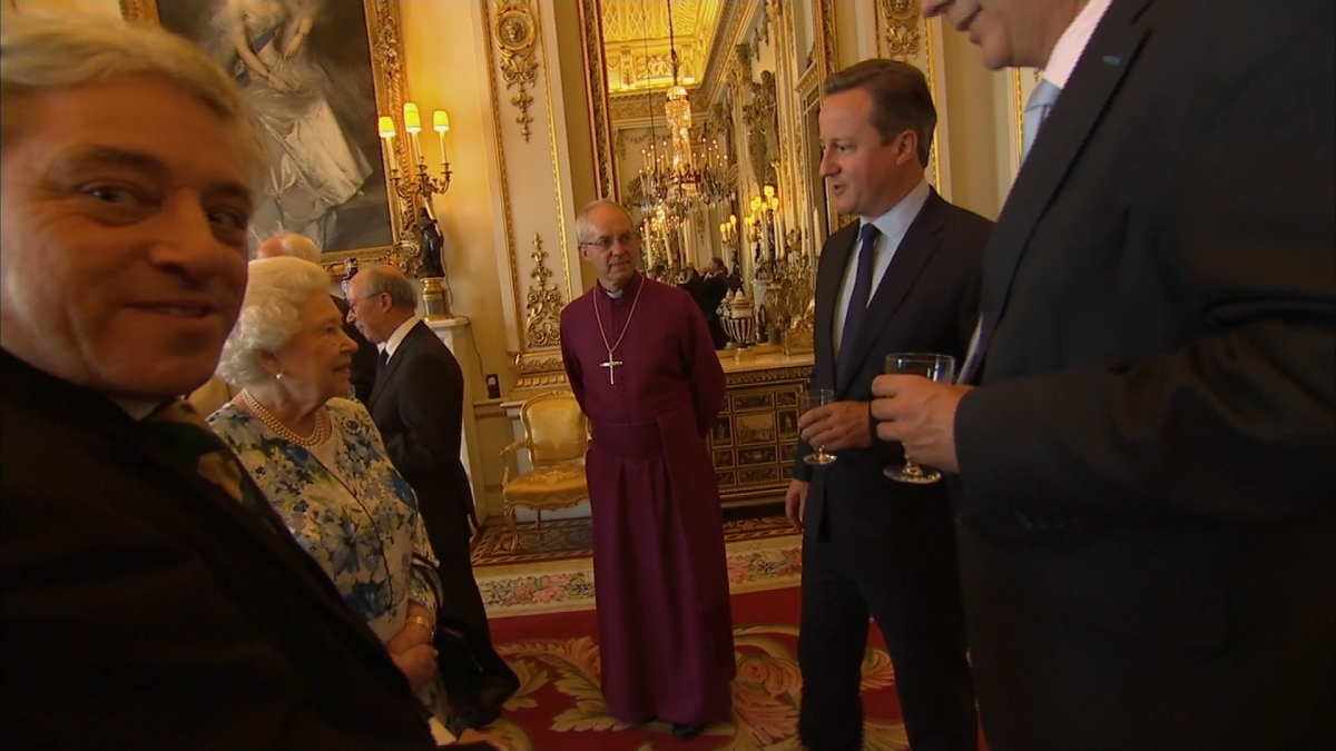 David Cameron tells Queen that Nigeria and Afghanistan are 'fantastically corrupt'