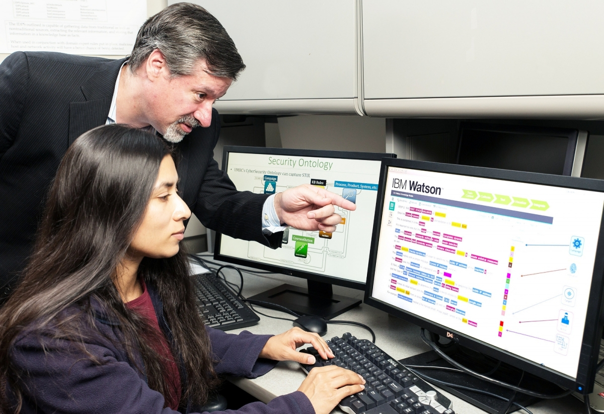IBM's Watson for Cyber Security programme